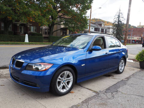 2008 BMW 3 Series for sale at Advantage Auto Sales in Wheeling WV
