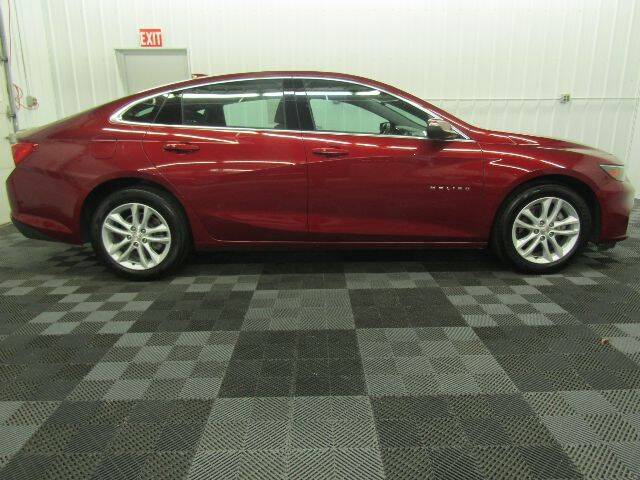 2017 Chevrolet Malibu for sale at Michigan Credit Kings in South Haven MI