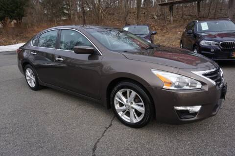 2014 Nissan Altima for sale at Bloom Auto in Ledgewood NJ