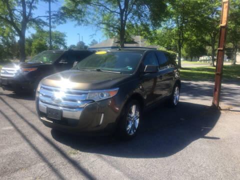 2011 Ford Edge for sale at K B Motors in Clearfield PA