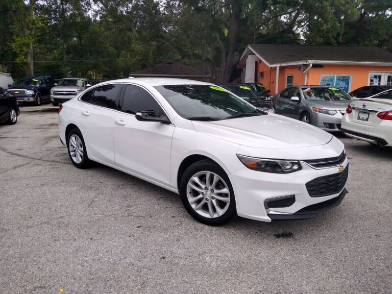 2018 Chevrolet Malibu for sale at Gold Motors Auto Group Inc in Tampa FL