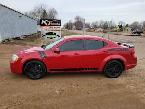 2012 Dodge Avenger for sale at KJ Automotive in Worthing SD