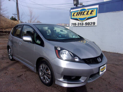 2012 Honda Fit for sale at Circle Auto Center in Colorado Springs CO