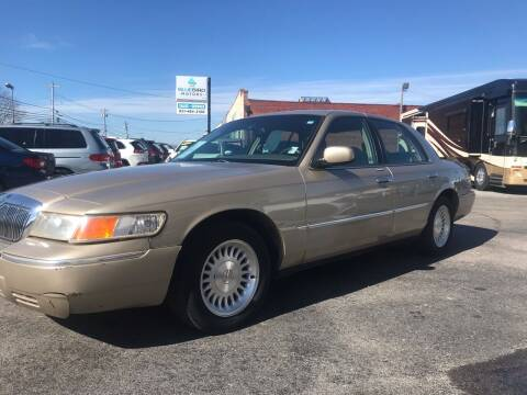 1999 Mercury Grand Marquis for sale at Blue Bird Motors in Crossville TN