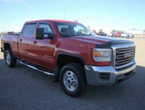 2015 GMC Sierra 2500HD for sale at Torgerson Auto Center in Bismarck ND
