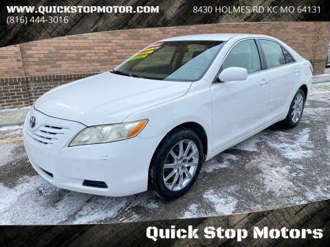 2009 Toyota Camry for sale at Quick Stop Motors in Kansas City MO