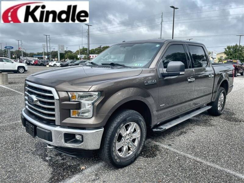 2016 Ford F-150 for sale at Kindle Auto Plaza in Cape May Court House NJ