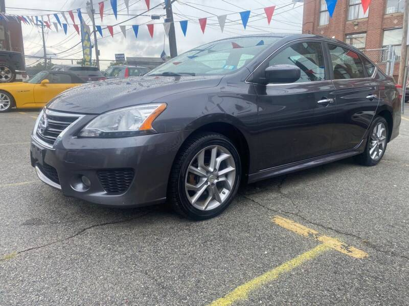 2014 Nissan Sentra for sale at Metro Auto Sales in Lawrence MA