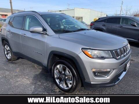 2017 Jeep Compass for sale at Hi-Lo Auto Sales in Frederick MD