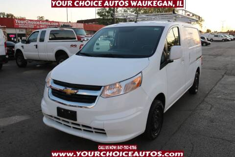 2017 Chevrolet City Express Cargo for sale at Your Choice Autos - Waukegan in Waukegan IL