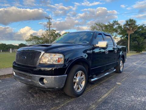 2008 Ford F-150 for sale at Lamberti Auto Collection in Plantation FL