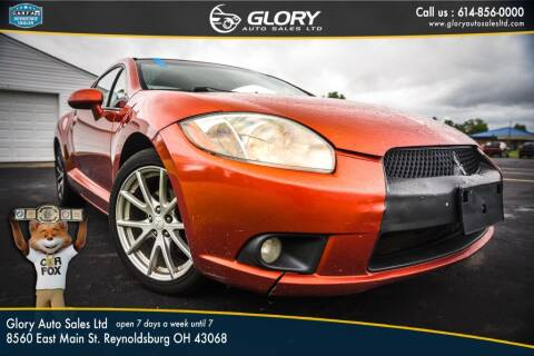2011 Mitsubishi Eclipse for sale at Glory Auto Sales LTD in Reynoldsburg OH