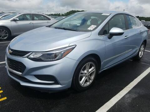 2018 Chevrolet Cruze for sale at Cj king of car loans/JJ's Best Auto Sales in Troy MI