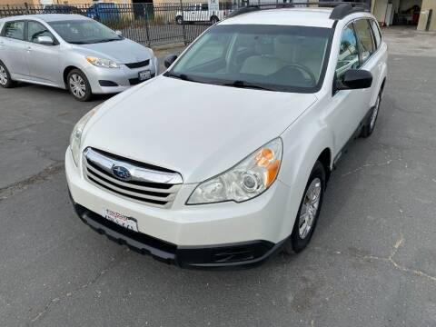 2011 Subaru Outback for sale at 101 Auto Sales in Sacramento CA