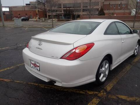2004 Toyota Camry Solara for sale at Your Car Source in Kenosha WI