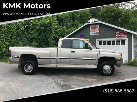 1998 Dodge Ram Pickup 3500 for sale at KMK Motors in Latham NY