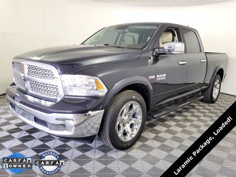2017 RAM Ram Pickup 1500 for sale at PHIL SMITH AUTOMOTIVE GROUP - Joey Accardi Chrysler Dodge Jeep Ram in Pompano Beach FL