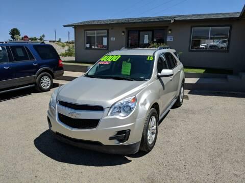 2015 Chevrolet Equinox for sale at Hilltop Motors in Globe AZ