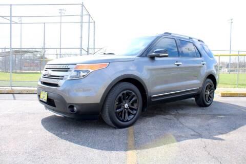 2014 Ford Explorer for sale at MEGA MOTORS in South Houston TX