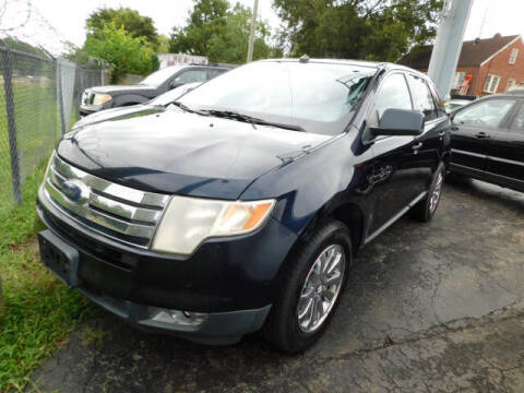 2010 Ford Edge for sale at WOOD MOTOR COMPANY in Madison TN