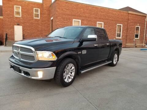 2013 RAM Ram Pickup 1500 for sale at KHAN'S AUTO LLC in Worland WY