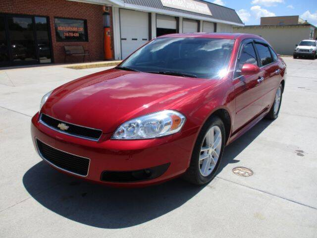 2014 Chevrolet Impala Limited for sale at Eden's Auto Sales in Valley Center KS