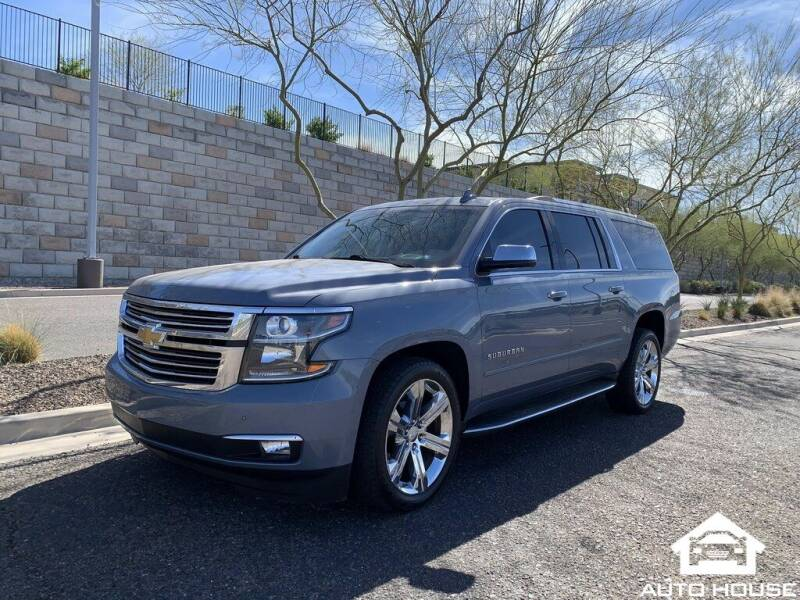 2016 Chevrolet Suburban for sale at AUTO HOUSE TEMPE in Tempe AZ