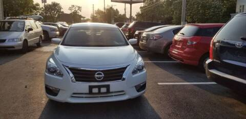 2013 Nissan Altima for sale at Roy's Auto Sales in Harrisburg PA