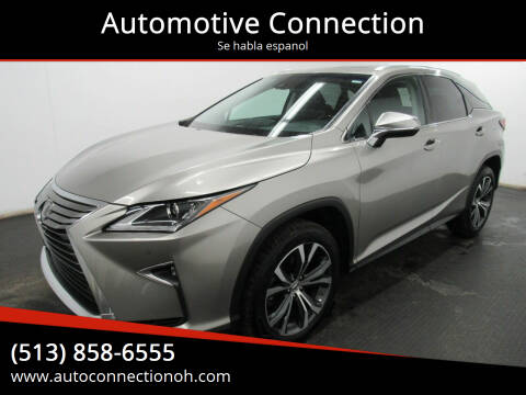 2017 Lexus RX 350 for sale at Automotive Connection in Fairfield OH