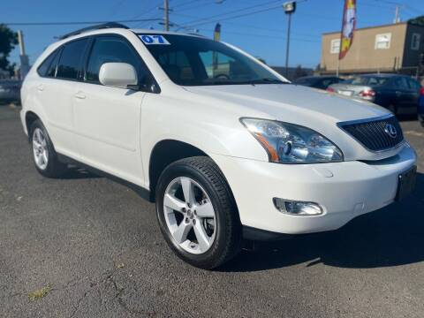 2007 Lexus RX 350 for sale at Universal Auto INC in Salem OR