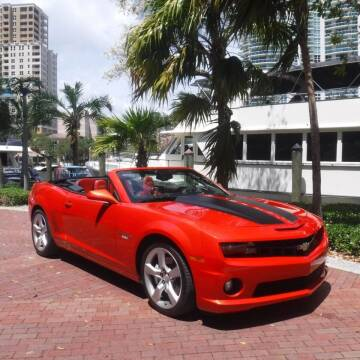 2011 Chevrolet Camaro for sale at Choice Auto in Fort Lauderdale FL