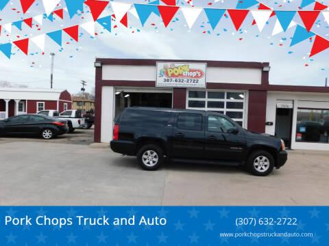 2013 GMC Yukon XL for sale at Pork Chops Truck and Auto in Cheyenne WY