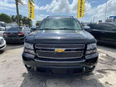 2009 Chevrolet Avalanche for sale at America Auto Wholesale Inc in Miami FL