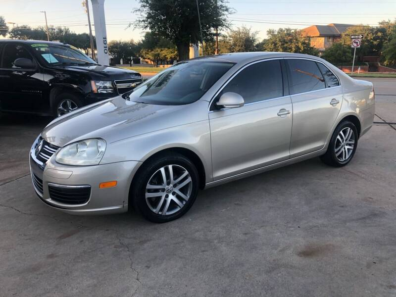 2005 Volkswagen Jetta for sale at CityWide Motors in Garland TX