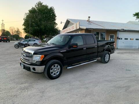 2013 Ford F-150 for sale at GREENFIELD AUTO SALES in Greenfield IA