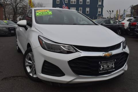 2019 Chevrolet Cruze for sale at Foreign Auto Imports in Irvington NJ