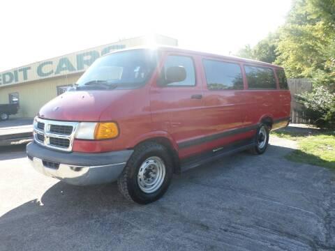 2000 Dodge Ram Van for sale at Credit Cars of NWA in Bentonville AR