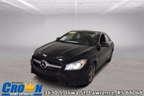 2014 Mercedes-Benz CLA for sale at Crown Automotive of Lawrence Kansas in Lawrence KS
