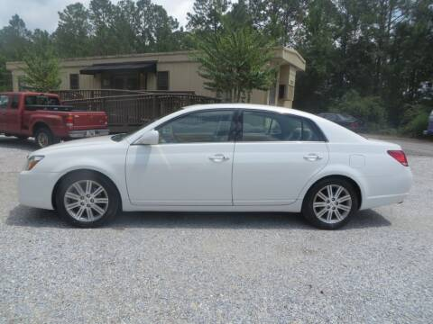 2007 Toyota Avalon for sale at Ward's Motorsports in Pensacola FL