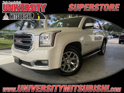 2015 GMC Yukon for sale at University Mitsubishi in Davie FL