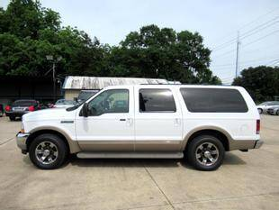 2002 Ford Excursion for sale at Fall Creek Motor Cars in Humble TX