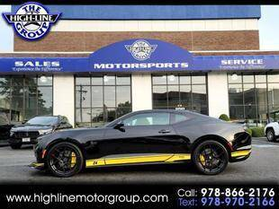 2020 Chevrolet Camaro for sale at Highline Group Motorsports in Lowell MA