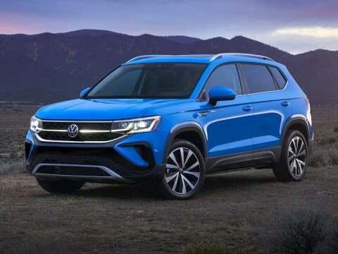 2022 Volkswagen Taos for sale at Boston Volkswagen in Watertown MA