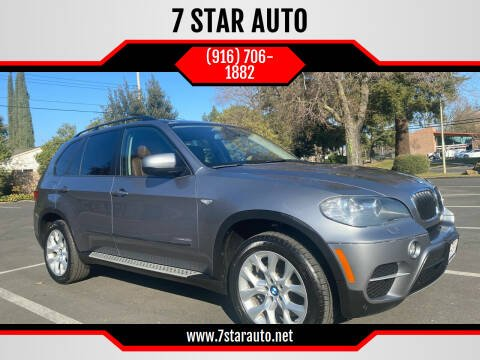 2011 BMW X5 for sale at 7 STAR AUTO in Sacramento CA