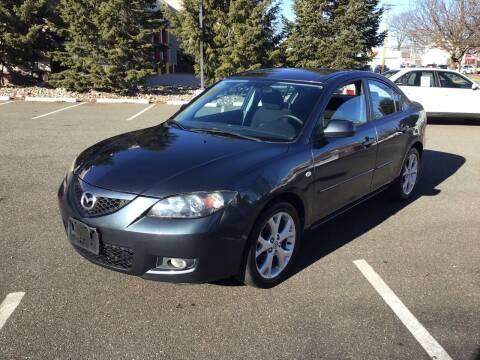 2009 Mazda MAZDA3 for sale at Bromax Auto Sales in South River NJ