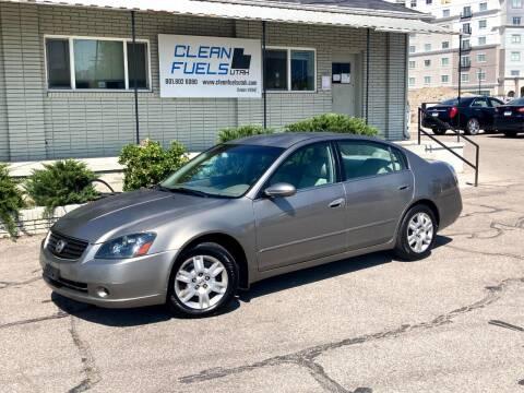 2006 Nissan Altima for sale at Clean Fuels Utah in Orem UT