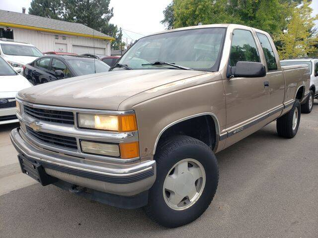 1996 Chevrolet C/K 1500 Series for sale at Auto Brokers in Sheridan CO