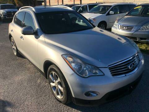 2008 Infiniti EX35 for sale at Marvin Motors in Kissimmee FL