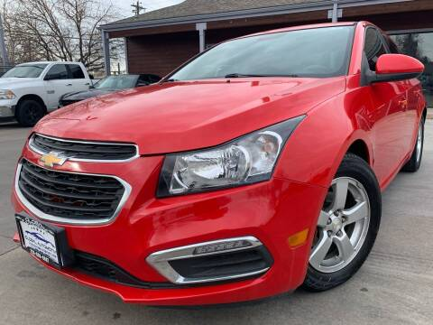 2016 Chevrolet Cruze Limited for sale at Global Automotive Imports of Denver in Denver CO