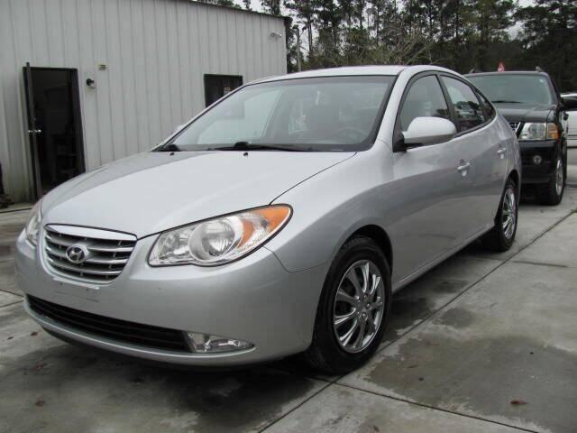 2010 Hyundai Elantra for sale at Pure 1 Auto in New Bern NC